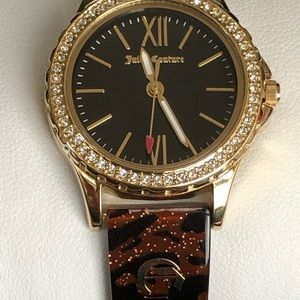 Juicy Couture -Black label women watch